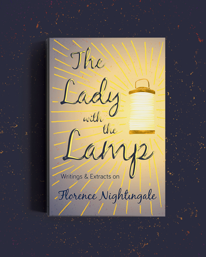 The Lady with the Lamp - Florence Nightingale - Non-fiction Book