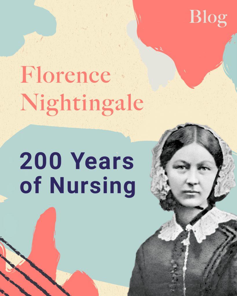 Florence Nightingale 200 Years Blog Image