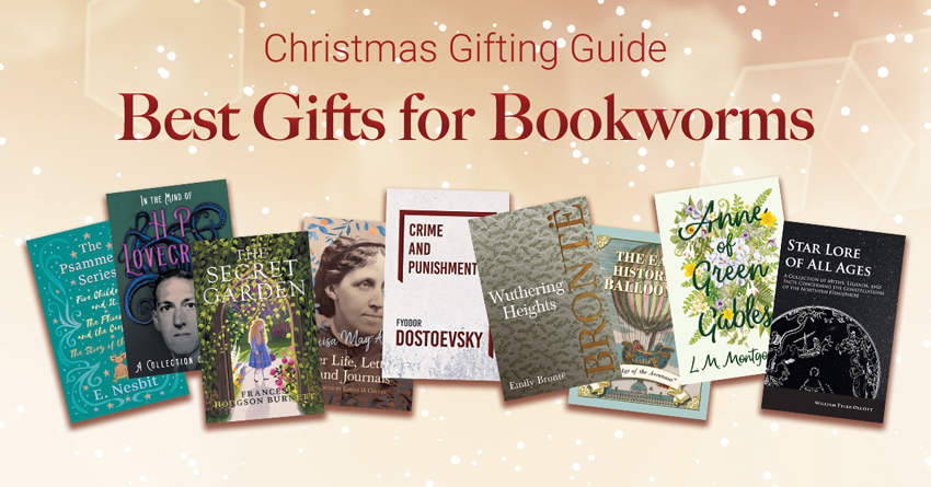Brilliant Books: Best Gifts for Bookworms this Christmas