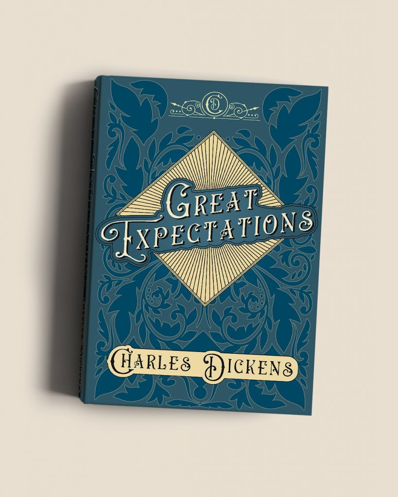 Great Expectations Charles Dickens Blog Book Image