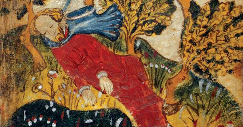 Gawain and the Green Knight_Manuscript Scan_Blog Header