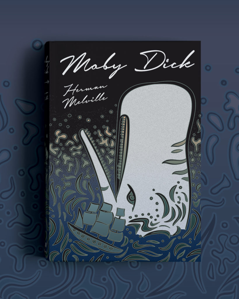 Moby-Dick_Herman-Melville_book-on-background