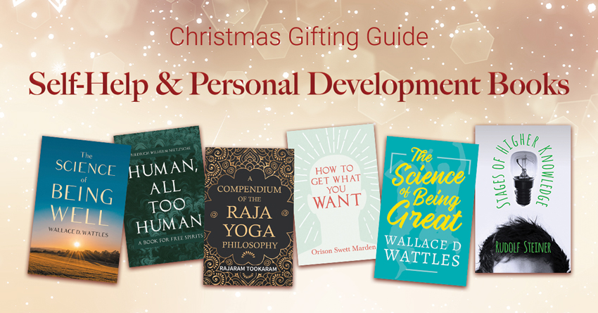 Christmas Gifting Guide: Best Books on Self-Help and Personal Development