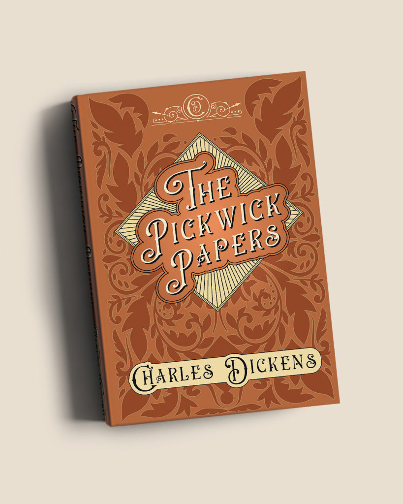 The Pickwick Papers Charles Dickens Blog Image