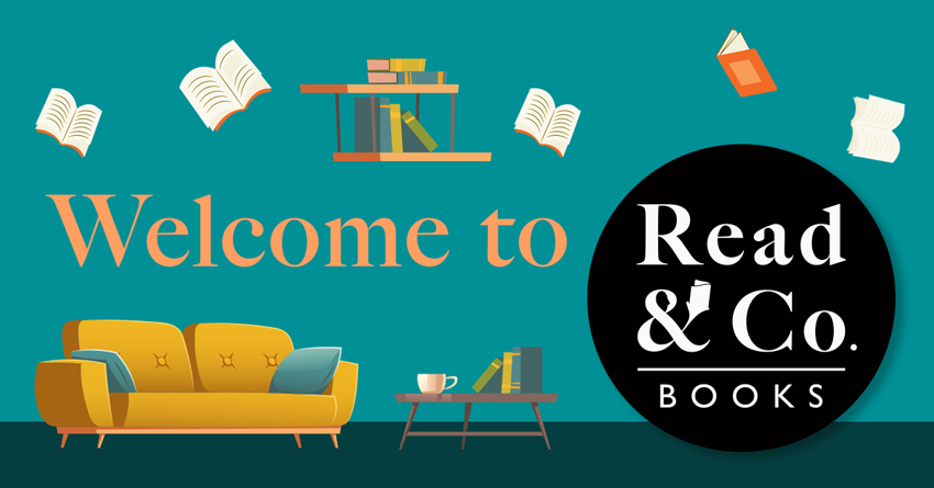 Welcome to Read & Co. Books