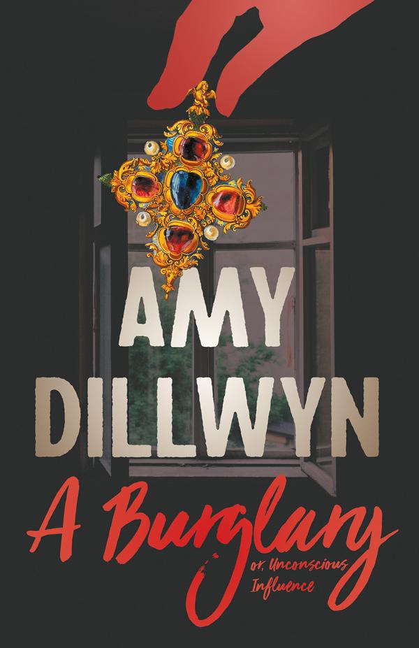 9781528718080 - A Burglary - Amy Dillwyn