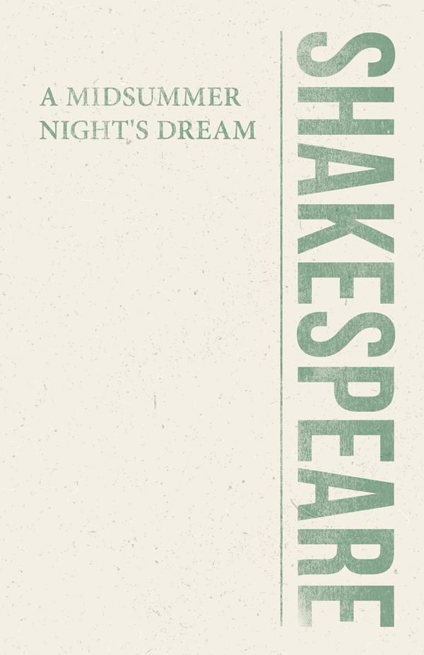 9781528705127 - A Midsummer Night's Dream - William Shakespeare