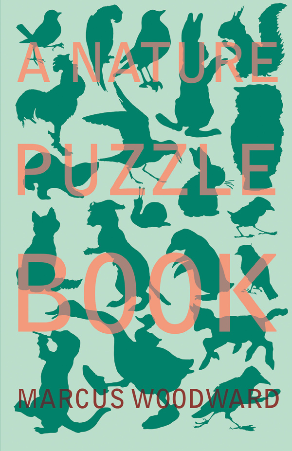 9781528701754 - A Nature Puzzle Book - Marcus Woodward