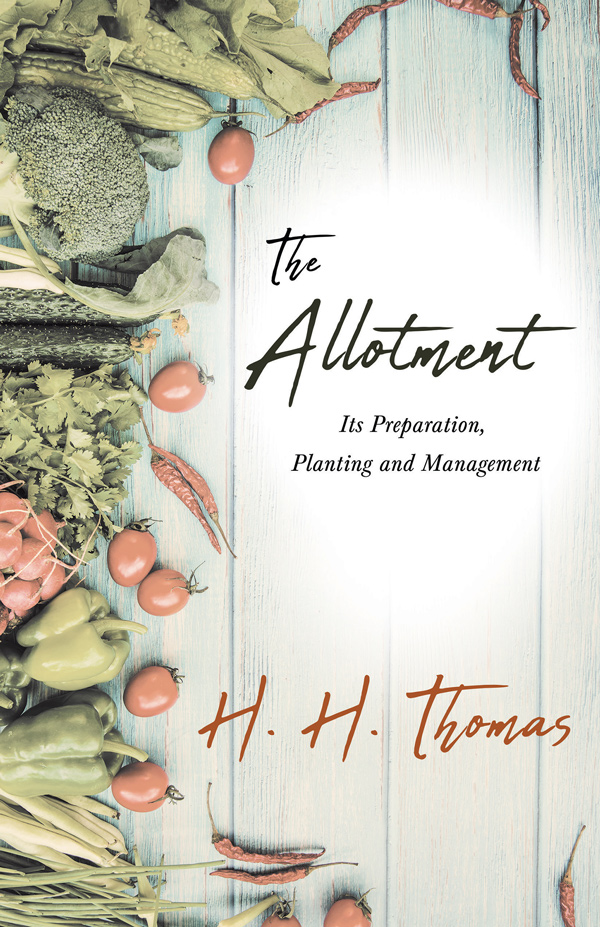 9781528714648 - The Allotment - H. H. Thomas