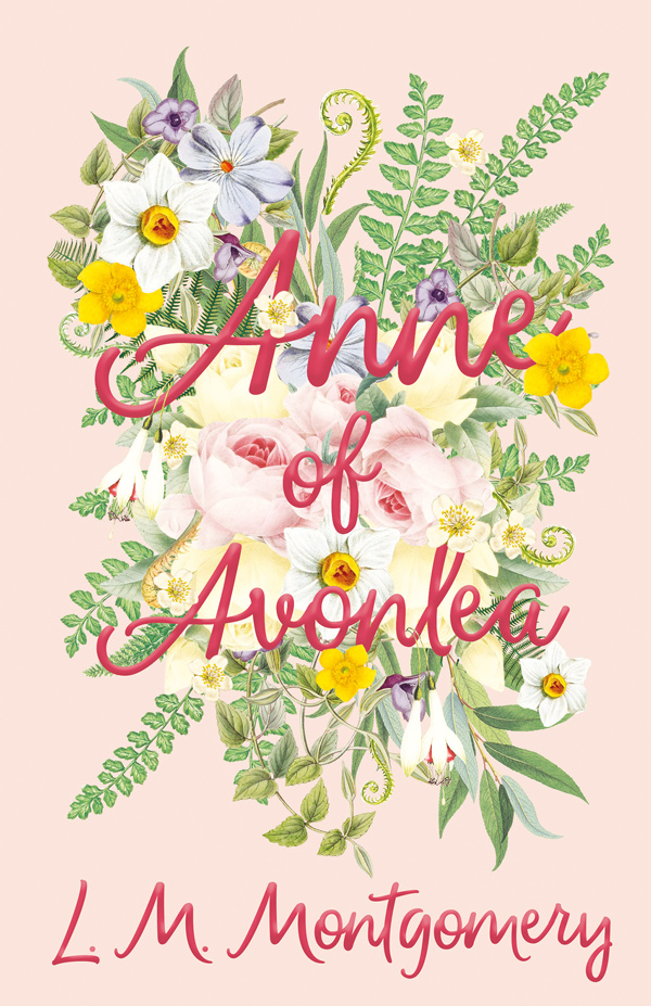 9781473316768 - Anne of Avonlea - Lucy Maud Montgomery