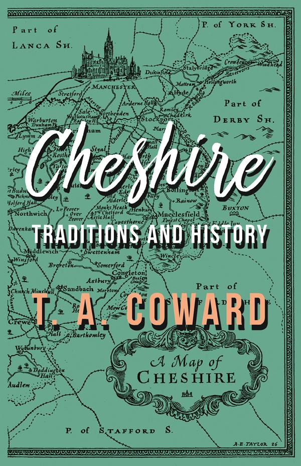 9781528701662 - Cheshire - T.A. Coward