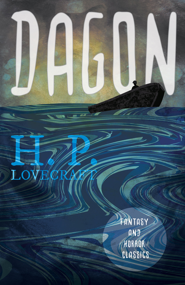 9781528717168 - Dagon - H. P. Lovecraft
