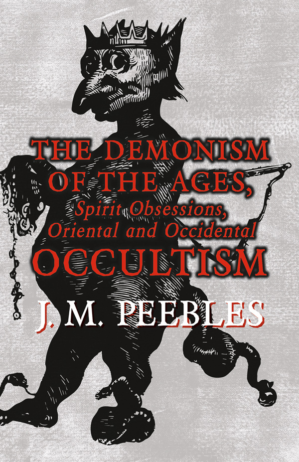 9781473334755 - The Demonism of the Ages