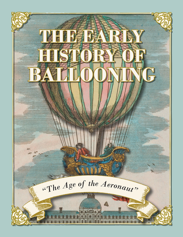 9781473320864 - The Early History of Ballooning - Fraser Simons