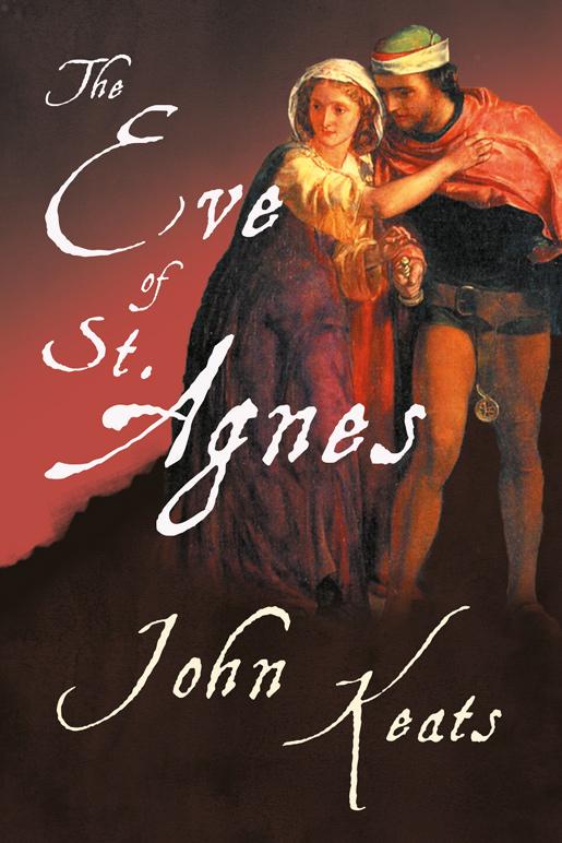 9781528715966 - The Eve of St. Agnes  - John Keats