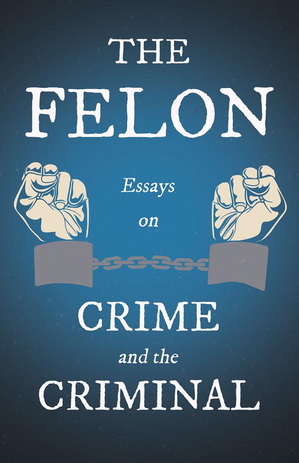 9781528719100 - The Felon - Various