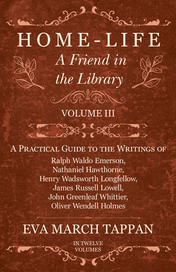 9781528702324 - Home-Life - A Friend in the Library - EvaMarch Tappan