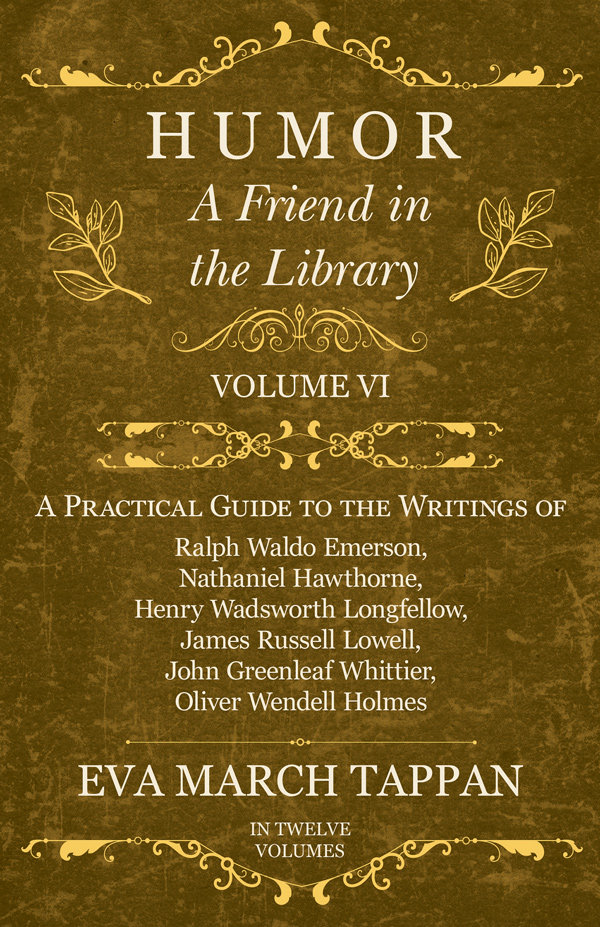 Humor – A Friend in the Library
