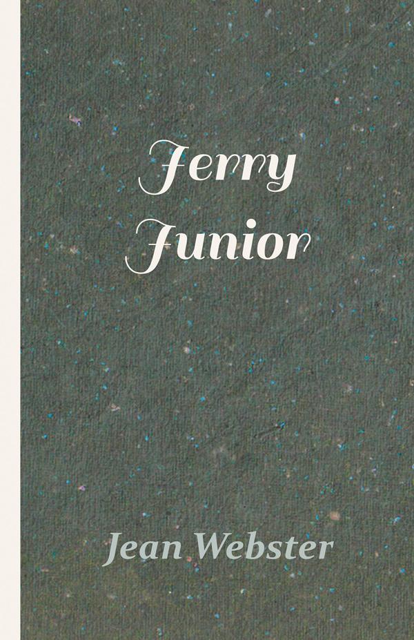 9781528711685 - Jerry Junior - Jean Webster