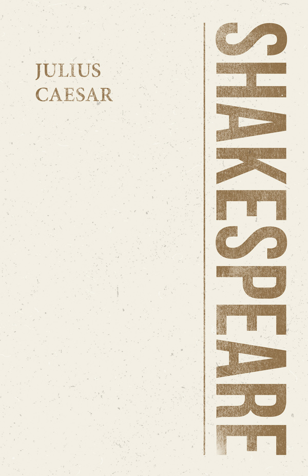 9781444649680 - Julius Caesar - William Shakespeare