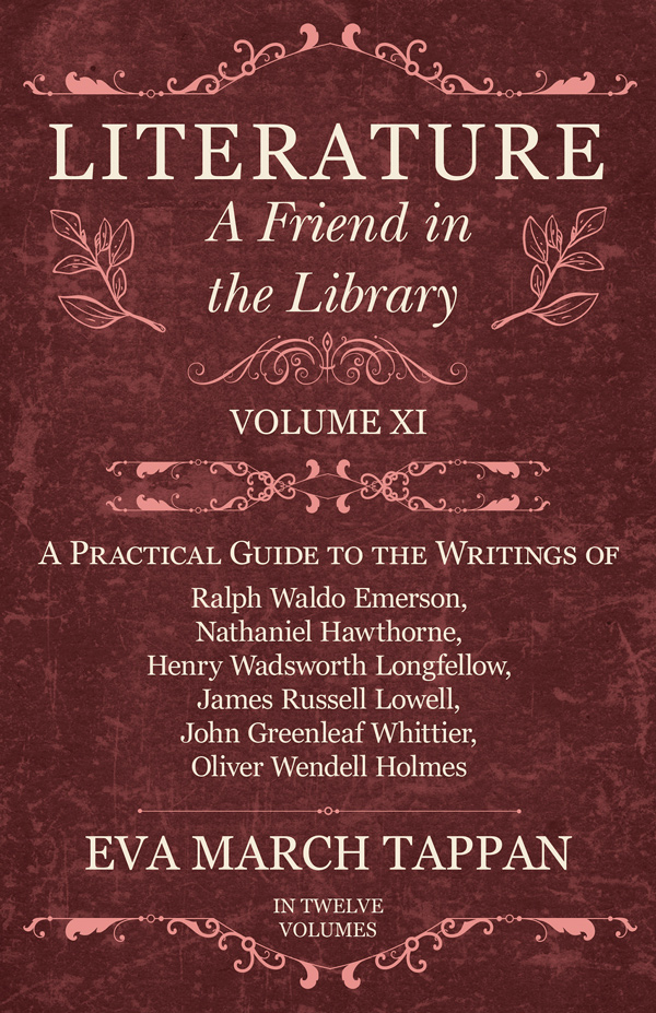 Literature – A Friend in the Library