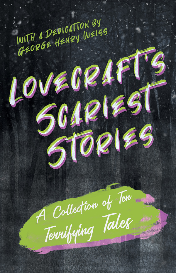 9781528717281 - Lovecraft's Scariest Stories - H. P. Lovecraft