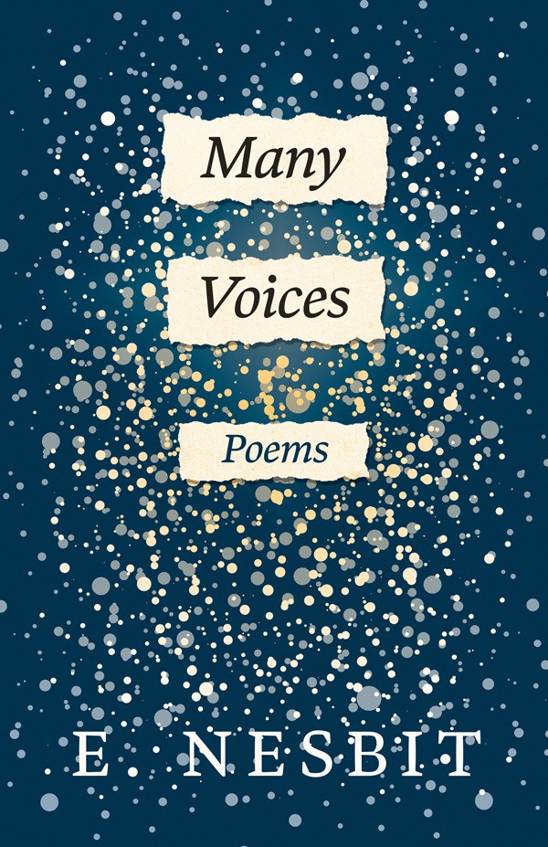 9781528712996 - Many Voices - E. Nesbit