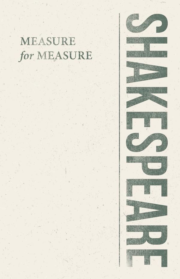 9781528705172 - Measure for Measure - William Shakespeare