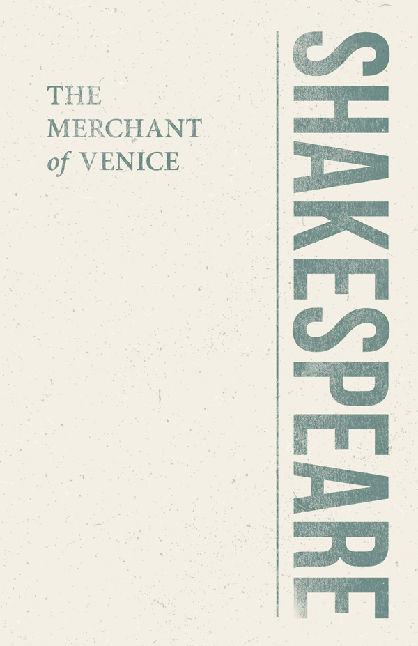 9781446025291 - The Merchant of Venice - William Shakespeare