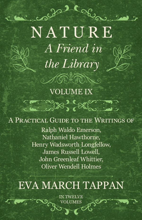 9781528702331 - Nature - A Friend in the Library - Eva March Tappan