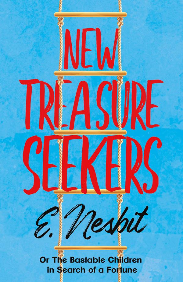 9781528713009 - New Treasure Seekers - E. Nesbit