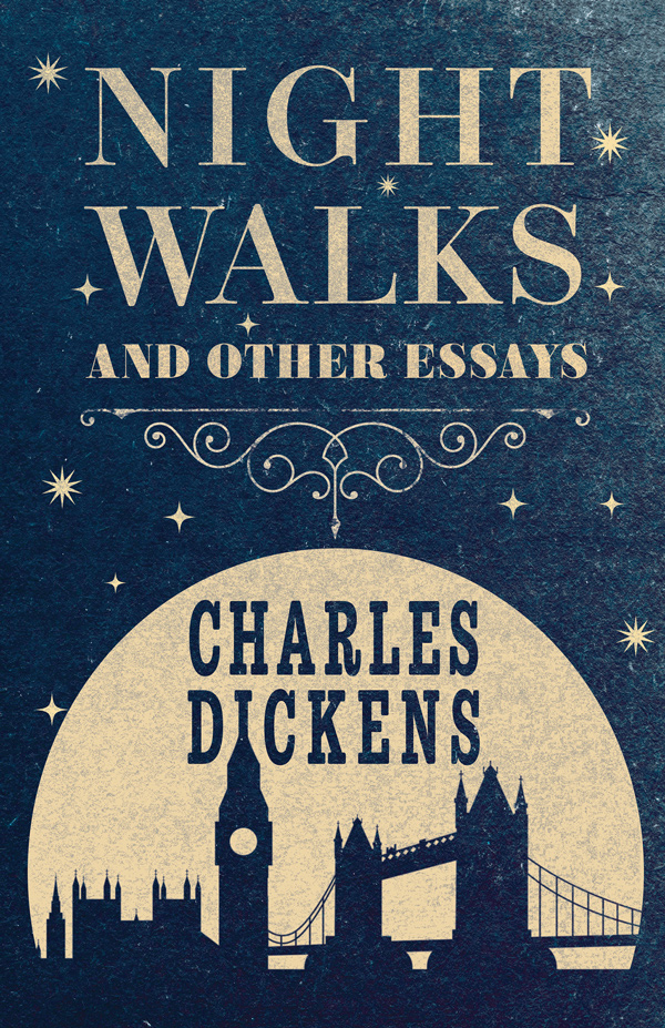 9781528717335 - Night Walks  - Charles Dickens