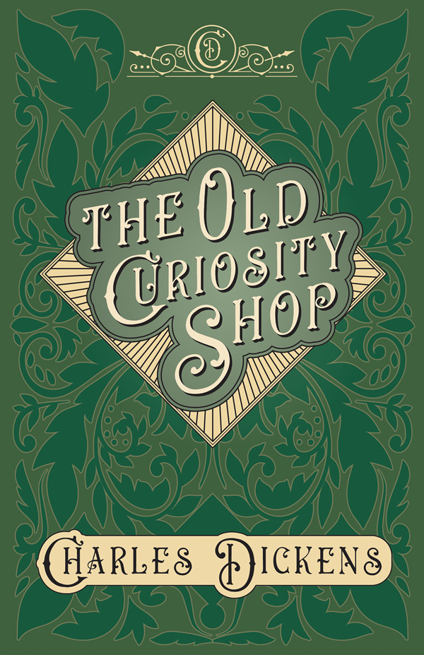 9781528716918 - The Old Curiosity Shop - Charles Dickens