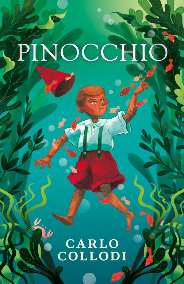 9781528719568 - Pinocchio - Carlo Collodi