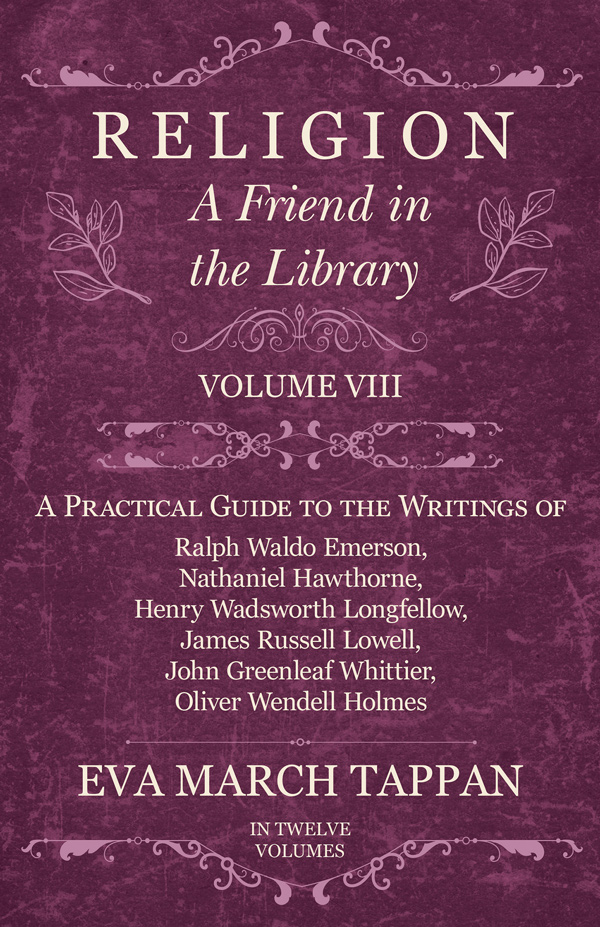 9781528702348 - Religion - A Friend in the Library - EvaMarch Tappan