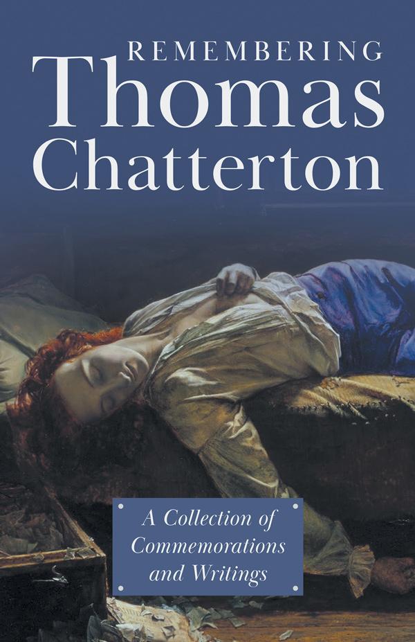 9781528717229 - Remembering Thomas Chatterton - Various