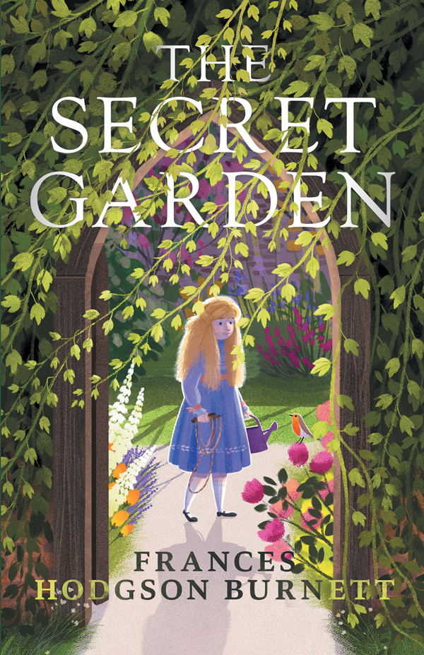 9781528716192 - The Secret Garden - Frances Hodgson Burnett
