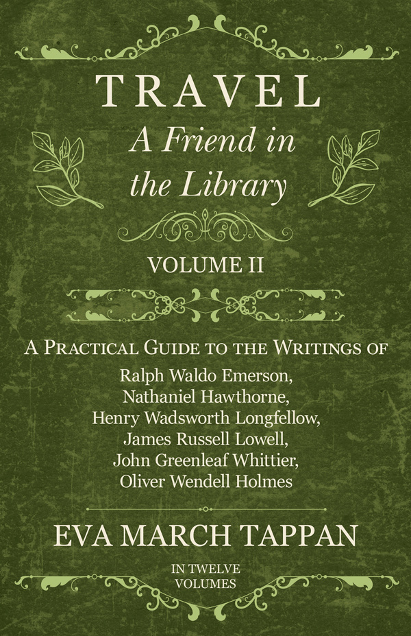 Travel – A Friend in the Library
