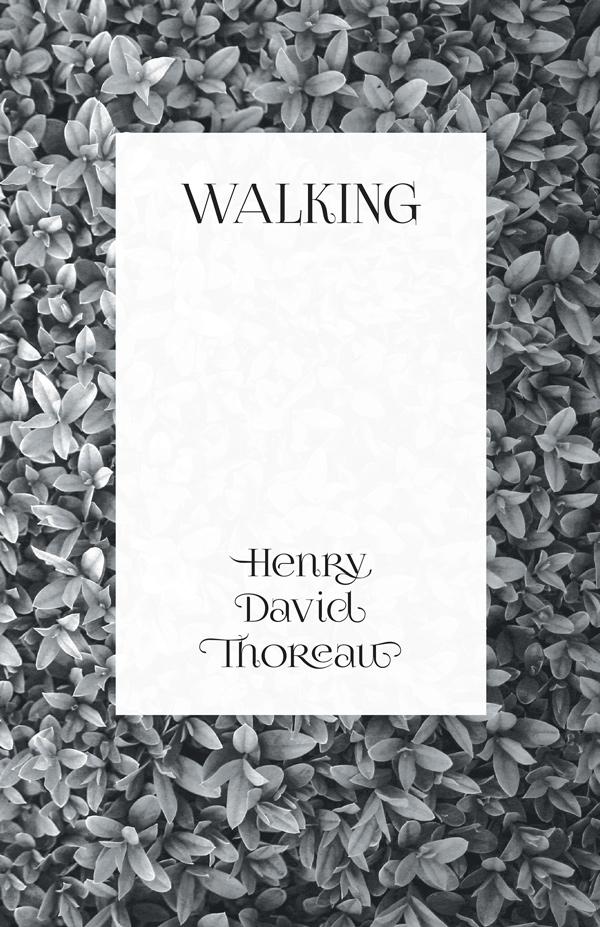 9781473335592 - Walking - Henry David Thoreau