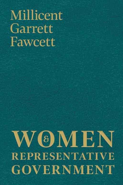 Women and Representative Government